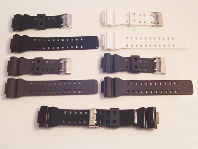 Original Mens Casio Watch Band Strap Ga100 110 G Shock Rubber Resin